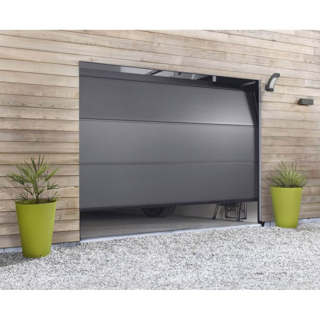 Comment installer une porte de garage sectionnelle - Reglage porte garage sectionnelle ...